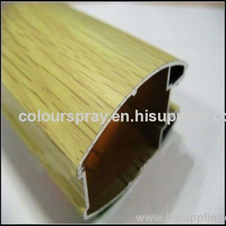 Transferencia de Calor Powder Coating