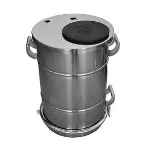 50 Liter Powder Coating Hopper, Powder tolva de alimentación